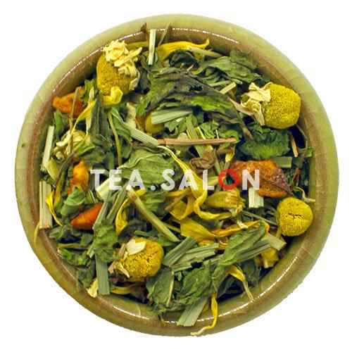 Цветочно-фруктовый чай «Летний сбор»