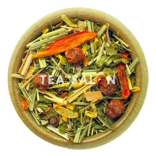 Цветочно-травяной чай «Утренний бриз»