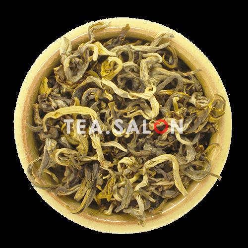Зелёный чай «Беловолосая Обезьяна (кит. 白毛猴茶) Бай Мао Хоу»