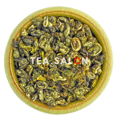 Зелёный чай «Зелёная улитка (кит. 绿螺) Люй Луо »