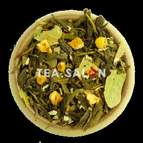 Зелёный чай «Японская липа»