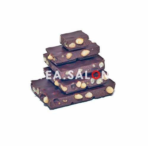 """Купить Шоколад на меду """"Молочный с кедровым орехом"""" в интернет-магазине Tea.salon"""