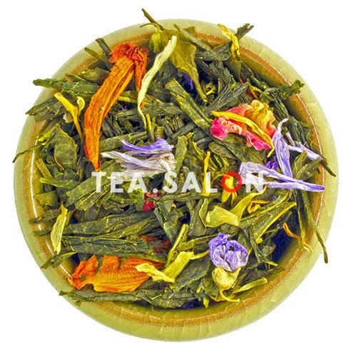 Купить Зелёный чай «Утренний рассвет» в интернет-магазине Tea.salon