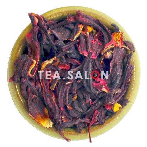 Цветочный чай «Каркаде (араб. كركديه) Каркадэ»