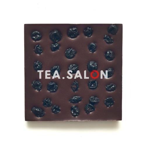 """Купить Шоколад на меду """"Молочный с чёрной смородиной"""" в интернет-магазине Tea.salon"""