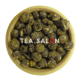Зелёный чай «Жасминовая жемчужина»