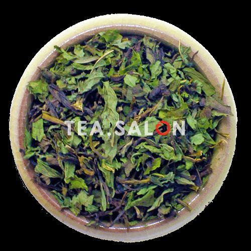 Зелёный чай с добавками «Мятный»