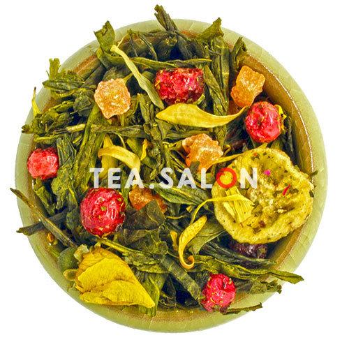 Купить Зелёный чай «Совершенство» в интернет-магазине Tea.salon