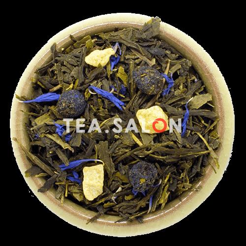 Зелёный чай с добавками «Волшебный аромат»