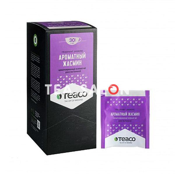 Купить Пакетированный чай для чашек «Ароматный Жасмин» в интернет-магазине Tea.salon