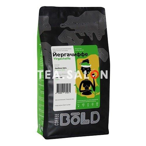 Зерновой кофе Bold «Йергачиффе»