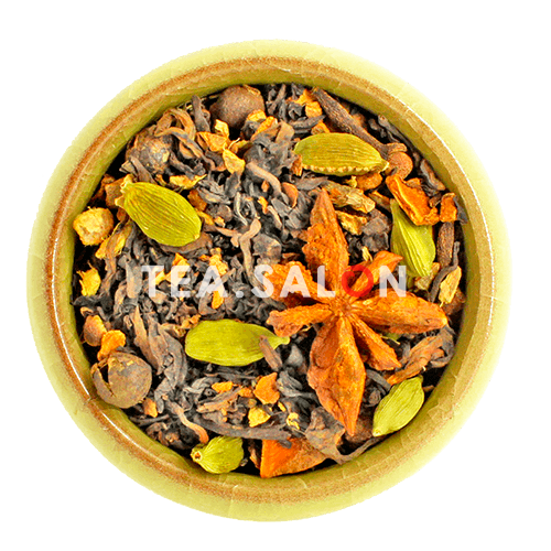 Пряный чёрный чай «Масала»