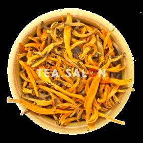 Чёрный чай «Золотой Пух»