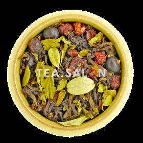 Чёрный чай «Таёжный»