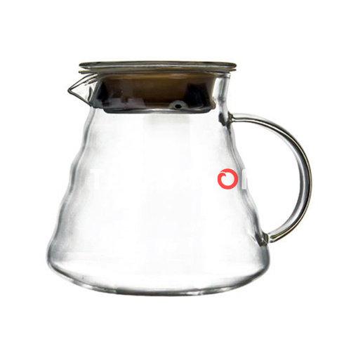 Чайник стеклянный «Харио» объёмом 650 мл