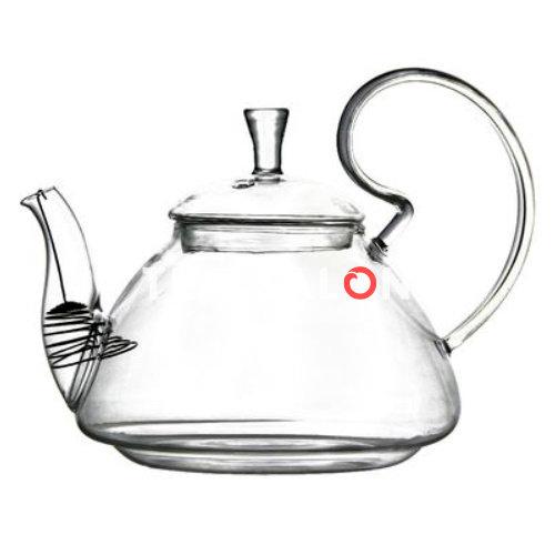Купить Чайник стеклянный «Ландыш» в интернет-магазине Tea.salon