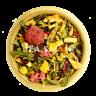 Ягодно-травяной чай «Мятная малина»