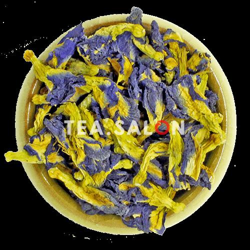 Купить Синий чай «Нам Док Анчан» в интернет-магазине Tea.salon