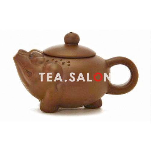 Чайник глиняный «Toad»