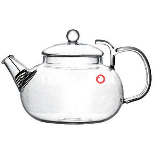 Чайник стеклянный «Мандарин» объёмом 800 мл