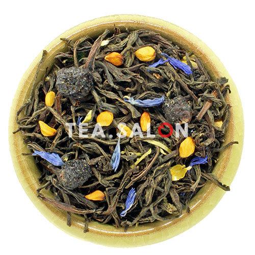 Чёрный чай с добавками «Изысканный бергамот»