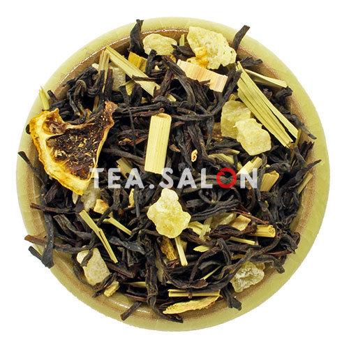 Чёрный чай с добавками «Лимонный блюз»