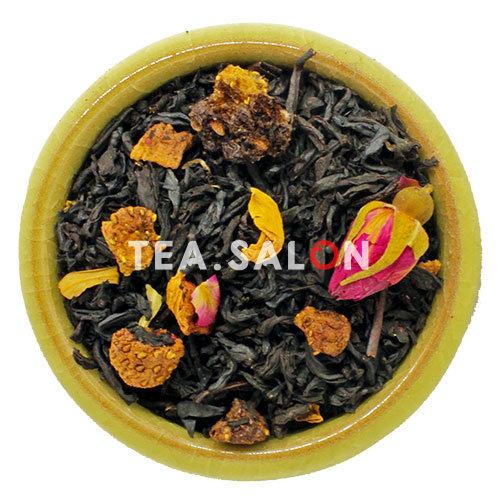 Чёрный чай с добавками «Королевский»