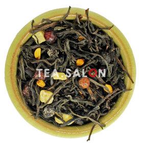 Чёрный чай «Спелый барбарис»
