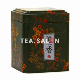 Банка для хранения чая «Чёрная Сакура» (50 мл)
