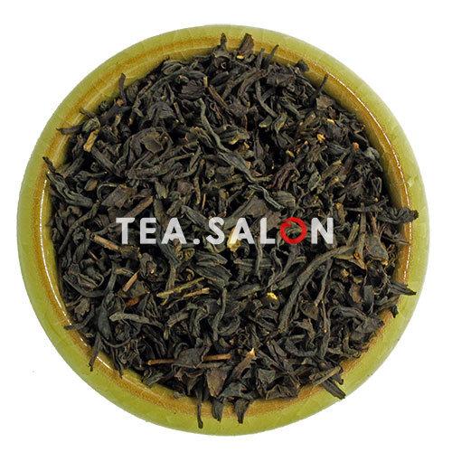 Ароматизированный чёрный чай «Красный чай с ароматом личи (кит. 荔枝紅茶) Ли Чжи Хун Ча»