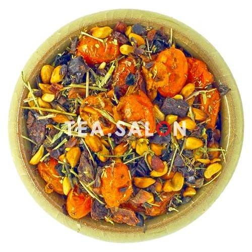 Купить Фруктовый чай «Алтайский бальзам» в интернет-магазине Tea.salon
