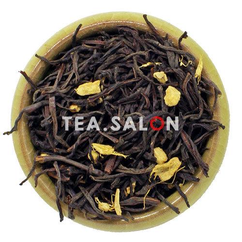 Чёрный чай с добавками «Восточный Имбирь»