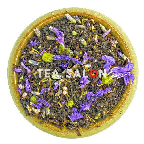 Чёрный чай с добавками «Горная Лаванда»