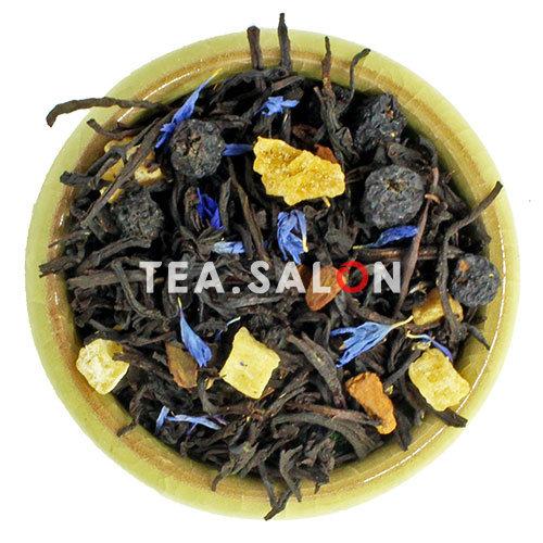 Чёрный чай с добавками «Домашний очаг»