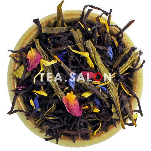 Чёрно-зелёный чай с добавками «Путь Монаха»