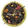 Чёрный чай «Байховый с шиповником»