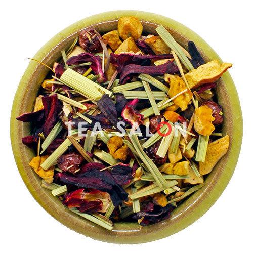 Ягодно-фруктовый чай «Смородиновый бриз»