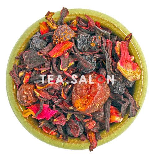 Фруктово-ягодный чай «Красный арбуз»