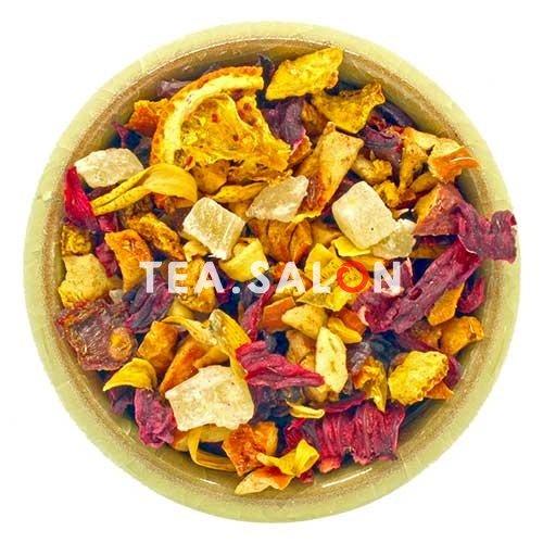 Купить Фруктовый чай «Фруктовая корзинка» в интернет-магазине Tea.salon