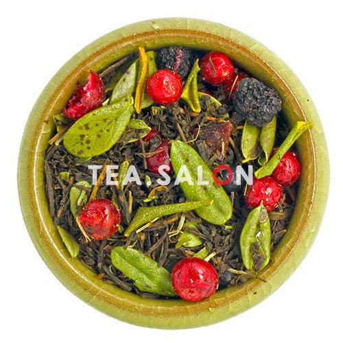 Фруктово-травяной чай «Саган-дайля с Иван-чаем, брусникой и можжевельником»