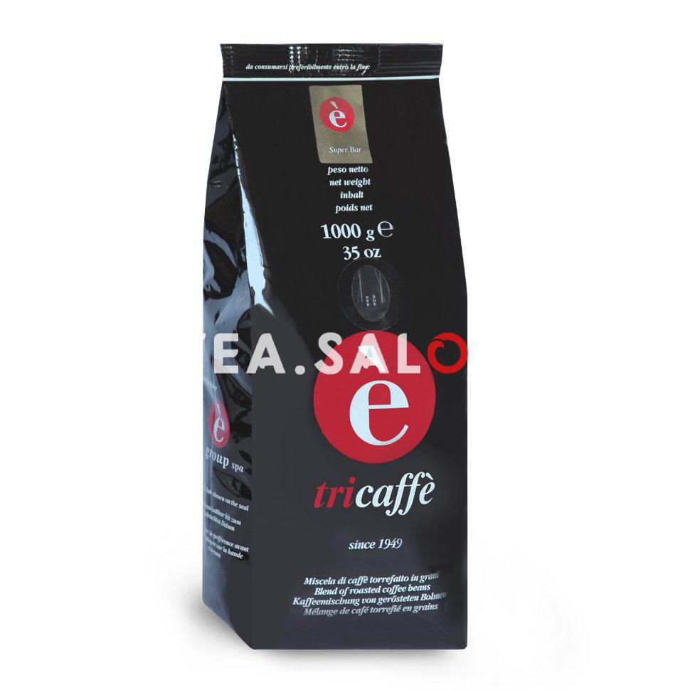 Купить Зерновой кофе Tricaffe «Super Bar» в интернет-магазине Tea.salon