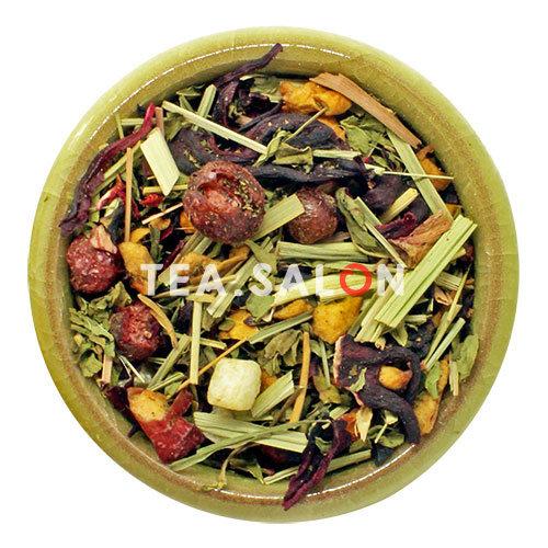 Фруктово-травяной чай «Яблочная свежесть»