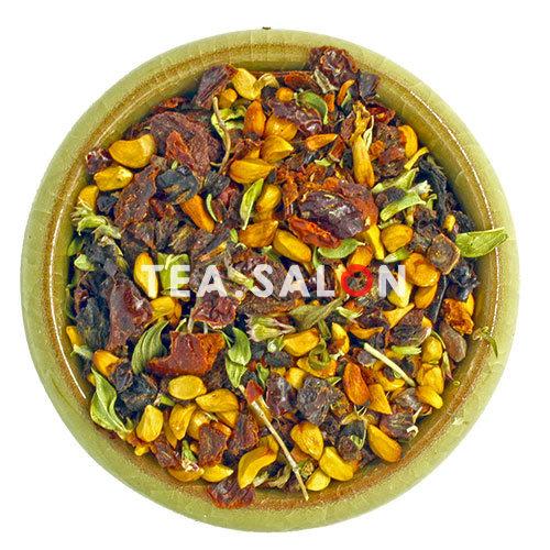 Ягодно-травянной чай «Шиповник с чабрецом»